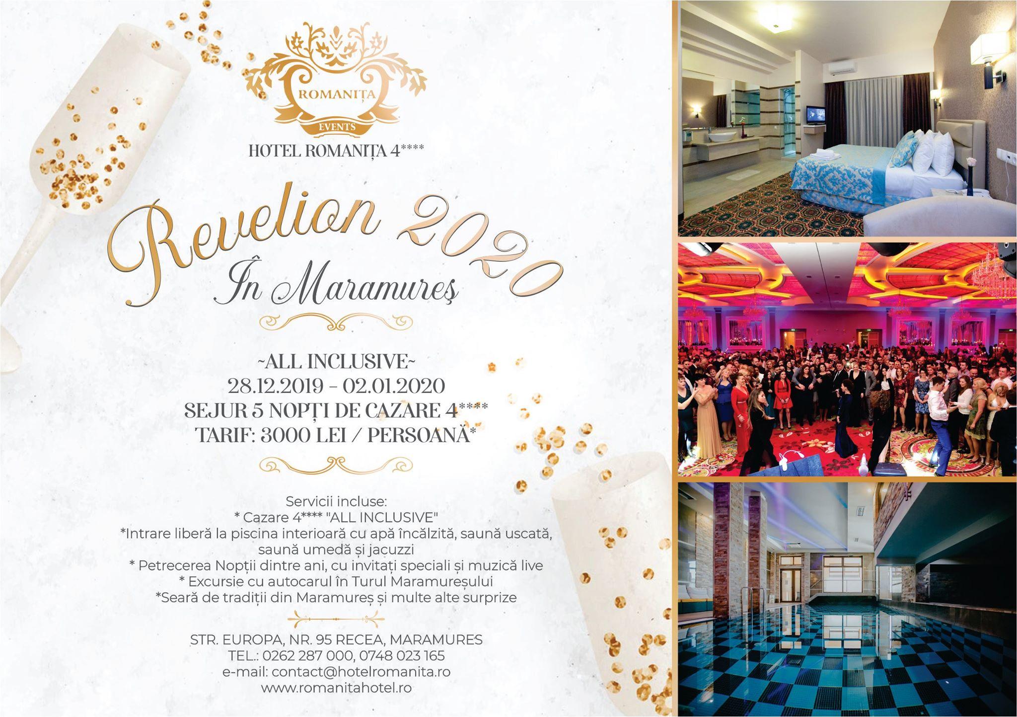 Revelion 2020 in Maramures - Romanita -1